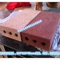 厂家直销盲道砖陶土砖人行道铺路砖仿古砖