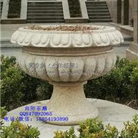 黄锈石花盆生产厂家黄锈石花盆批发商