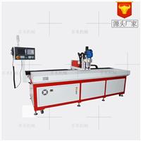 广东1-4米长多功能数控钻孔加工机床 双头打孔攻丝机