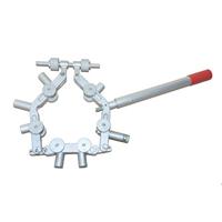 供应河南易沃克PE/PVC切管器断管器坡口刀