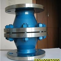 GZW-1型WCB阻爆燃型管道阻火器