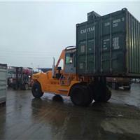 供应华南重工32吨集装箱叉车