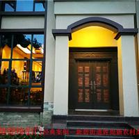 供应别墅的点睛之笔――欧华尊邸铸铝门