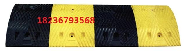 供应嘉兴橡胶减速带厂家湖州路沿坡批发价格
