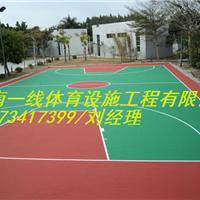 岳阳塑胶篮球场报价湖南一线体育设施工程
