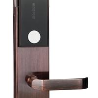 防盗门用智能门锁更换 宾馆电子门锁工厂