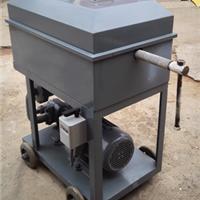 供应100L板框式滤油机,变压器油净化过滤