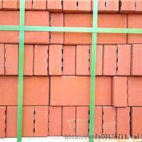 供应西部瓷都夹江烧结砖透水砖
