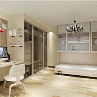 折叠床智能衣柜床现代节约空间全屋定制床
