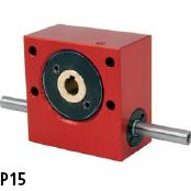 供应英国ondrives蜗轮蜗杆减速箱P15系列