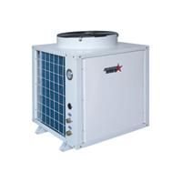 河北隆丰空气能水地源热泵高温热泵烘干机