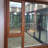 供应铝木复合门窗,拉萨地区优惠铝门窗