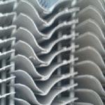 【点击关注】折流板除雾器去水气装置