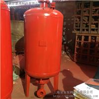 供应宜兴隔膜式气压罐 消防增压罐 稳压罐