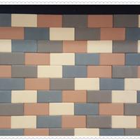 供应四川夹江各种规格烧结砖透水砖彩釉砖