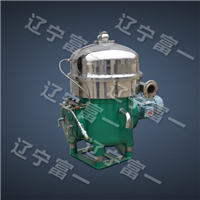 富一供应GMP认证落地式DHC500碟式分离机