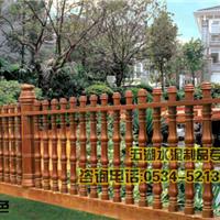 山东围栏漆古铜色