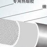 外黑内白型钢丝网骨架PE复合管