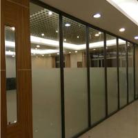 佛山广州高隔断厂家安装办公室玻璃隔断墙