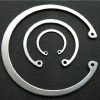 供应不锈钢孔用挡圈现货