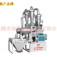 农村小型小麦磨粉加工作坊-40P型面粉机