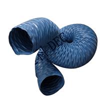 环保除尘设备专用160mm蓝色PVC吸气臂软管