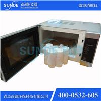 厂家直销微波水质COD测定仪/微波消解器