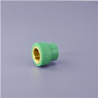 20 25 32 PPR绿色内牙内丝直接 原装进口料