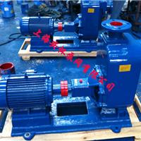 供应100ZW100-15自吸排污泵 自吸泥浆泵