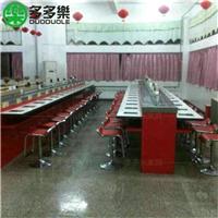 一人一锅旋转火锅餐桌吧台 深圳多多乐家具