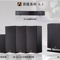 中国电影二级市场--音频系统选配方案