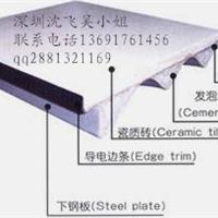 深圳沈飞厂家供应广西玉林陶瓷防静电地板