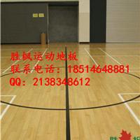 供应兰州篮球木地板/羽毛球运动木地板