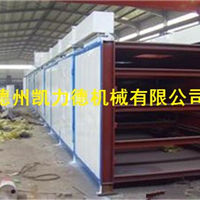 PLC控制鱼虾烘干机 不锈钢制作 耐用安全