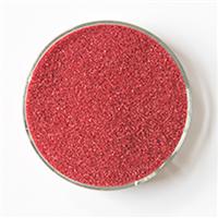 供应彩色材料 人工染砂 天然彩砂 彩晶珠