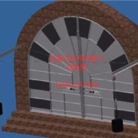供应MFBX斜风井防爆门各种规格尺寸定做