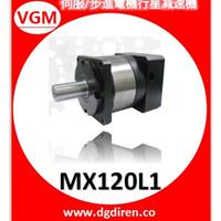 MX120L1-5-K-F80减速机配三菱HC-SFS102B