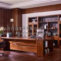 全实木办公家具科隆之光系列现代实木班台
