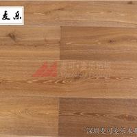 麦可麦乐MC-8139橡木多层地板白纹拉丝本色