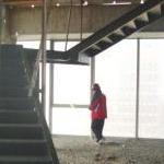 鄞州区钢结构阁楼厂家――钢楼梯
