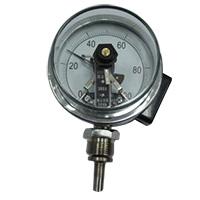 供应温度仪表电接点双金属温度计 WSSX-411
