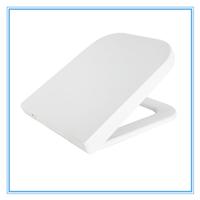 厦门脲醛方形 白色缓降办公用马桶盖板SU005