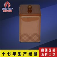 厂家茶叶铁罐定制 茶叶马口铁罐定制