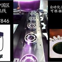 轴承在线机械自动送料激光打标机