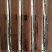 古铜色小长虹压花玻璃镜     抗氧化可外装