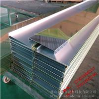 无缝铝条扣,条形铝扣板吊顶生产厂家