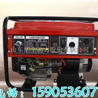 5kw汽油发电机(红色)服务周到