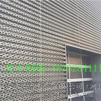 奥迪4s店幕墙冲孔铝单板-墙面装饰冲孔网
