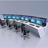 联众恒泰AOC-B09指挥中心控制台定制设计
