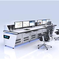 联众恒泰AOC-B04指挥中心控制台定制设计
